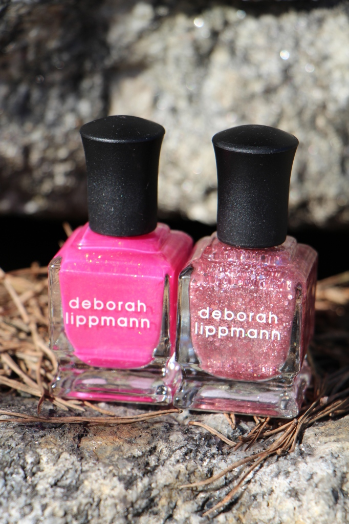 'Sweet dreams' og Some enchanted evening' Herlig med glitter!